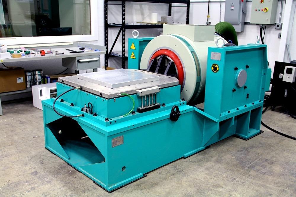 Large Electrodynamic Shaker-2