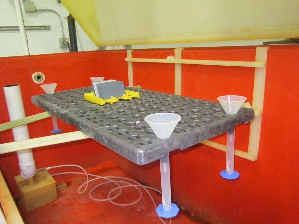 Salt-Fog Testing Lab