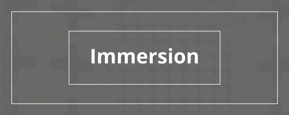 Immersion-Testing
