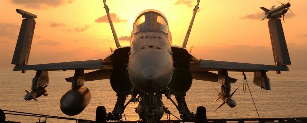 hornet military jet
