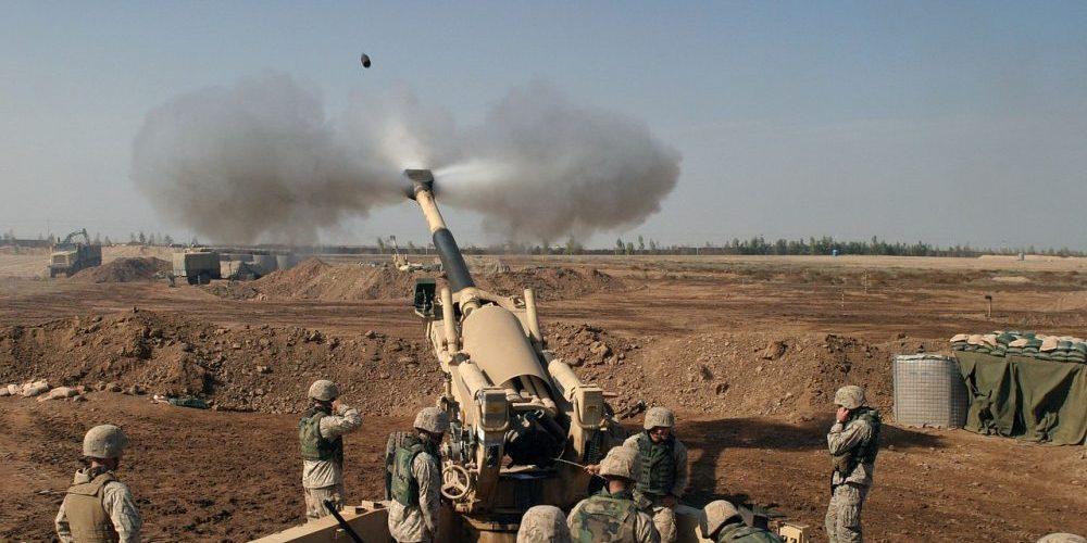 howitzer grenade launcher